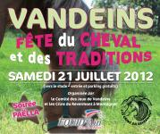 Cheval et Traditions 2012